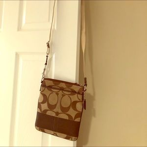 Bags - Coach cross body purse